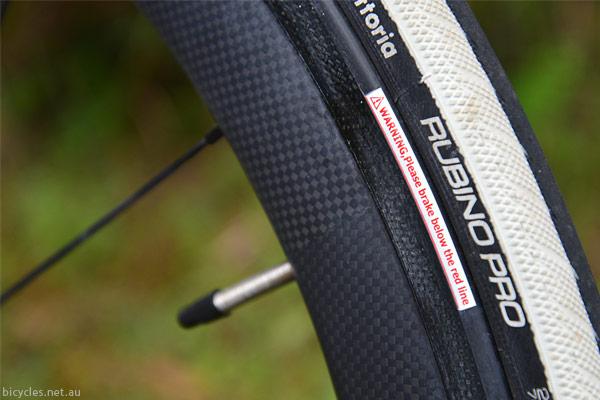 Brake pad Settings Carbon Fiber