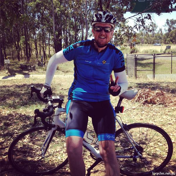 Cell Bikes Akuna Road Bike Review