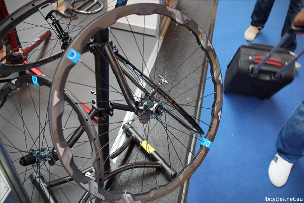 Back Forty RSL Carbon Wheel