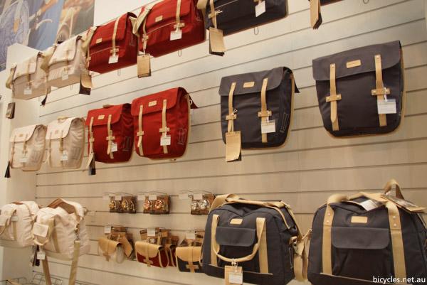 basil pannier bags