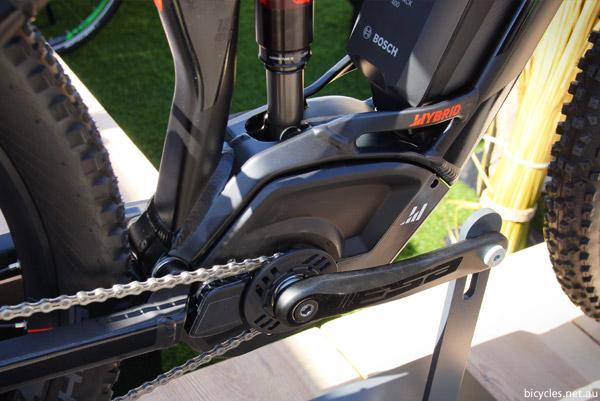Bosch performance Line CX e Motor
