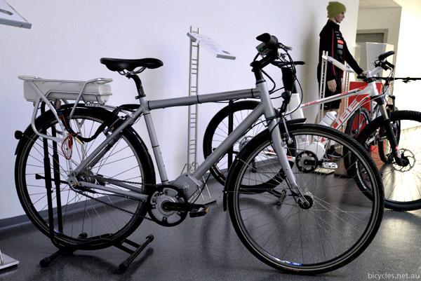 brose prototype ebike