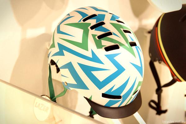 Lazer funky urban helmets