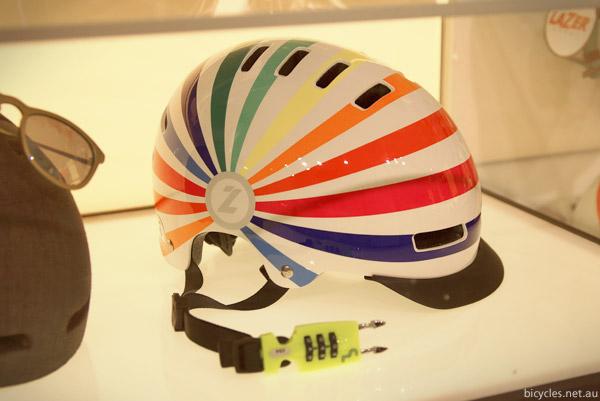 Lazer urban helmet