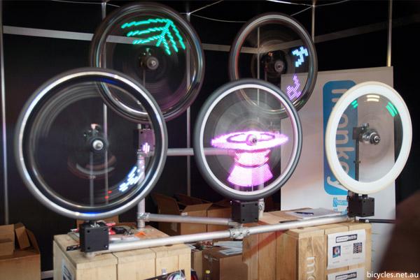 Monkeylectric Bicycle Wheel Lights