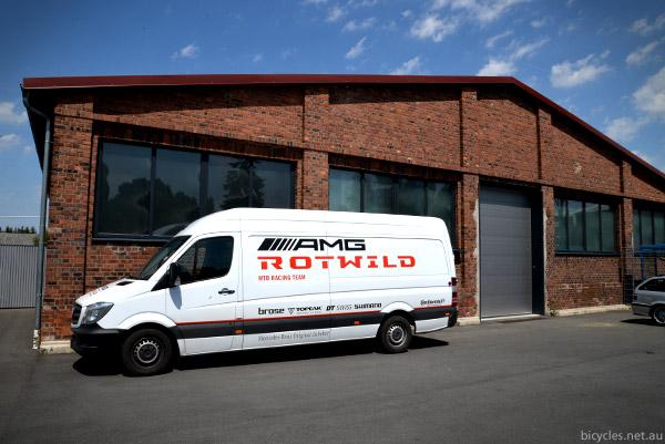 Rotwild production dieburg Germany
