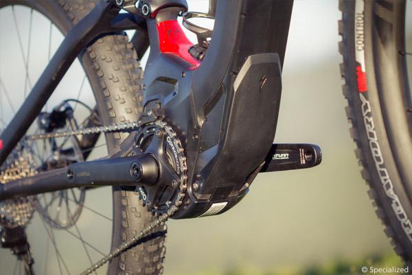 Specialized brose ebike motor
