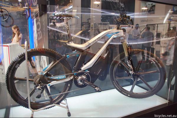 Spitzing Ebike Mountainbike