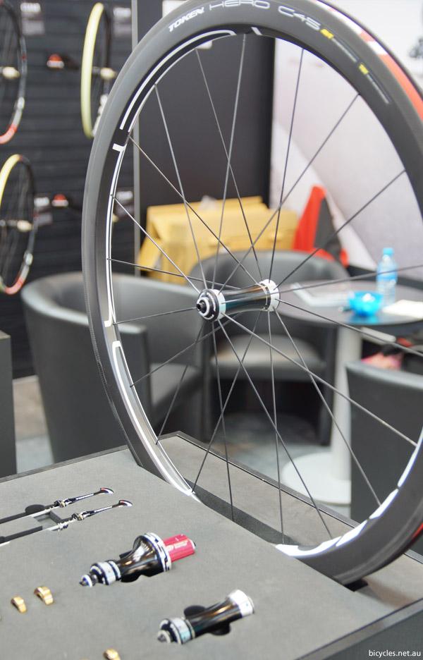 Token Prime Wheel
