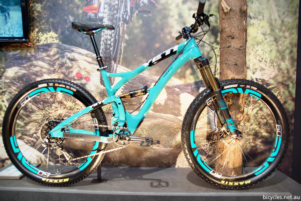 Yeti Bianci Bicycle