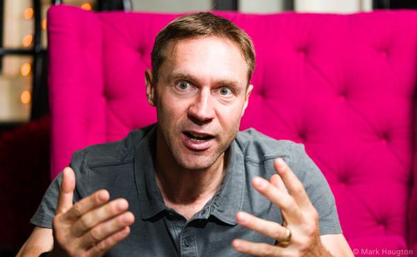 Jens Voigt Ambassador of Awesome