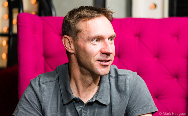 Jens Voigt Tour on Stage