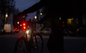 Blaze burner bike light