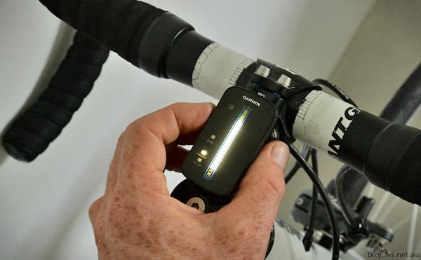 Display Bike Radar