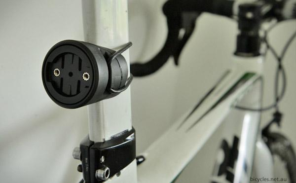 O ring bike mount