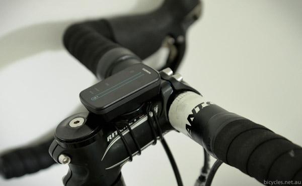 Varia Bike Radar Display