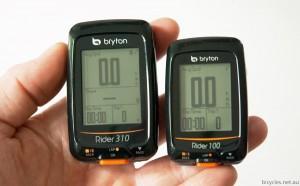 Bryton Rider 310 100 Review