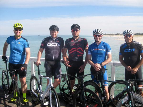 Factor Bikes Launch Australia