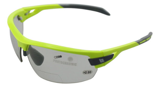 ba5ca8f5940c BZ Optics release Photochromic Bi Focals for Cyclists
