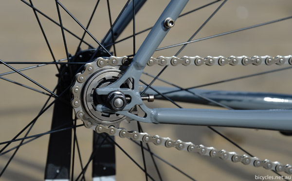 Reid Cycles Chain Gear Ratio