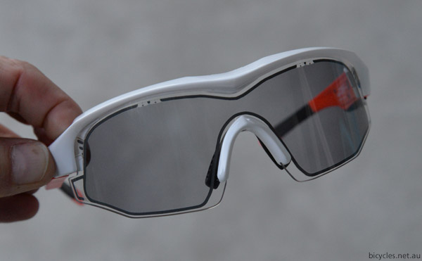 uvex sunnies clear mode