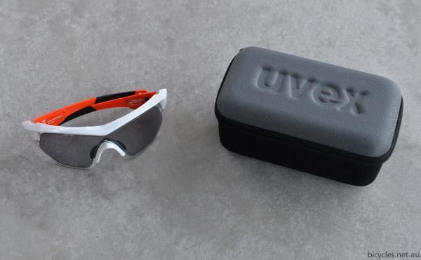 uvex unboxing