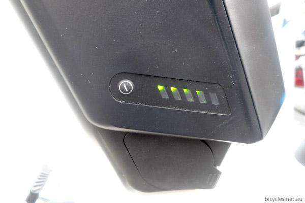 Bosch ebike charge