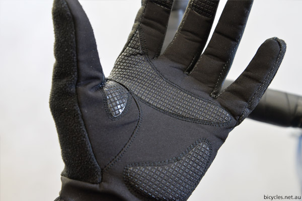 phew early winter cycling gloves