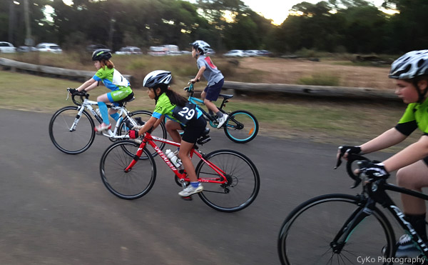 Sometimes you need to do it yourself junior cyclists and junior cycling australia solutioingenieria Image collections