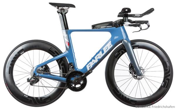 parlee cycles TTiR time trial