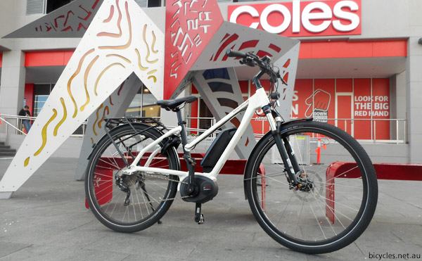 riese muller charger mixte review