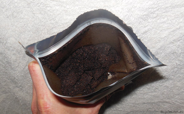 body scrub coffee