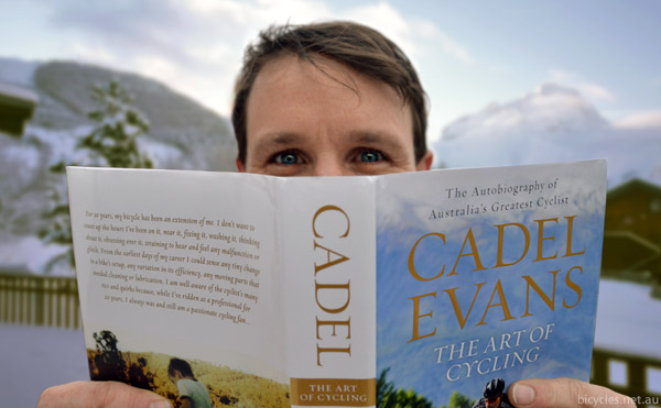 cadel evans book review