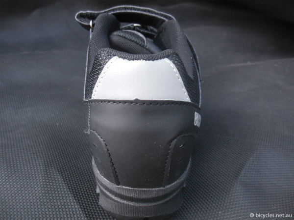 cycling shoes reflective