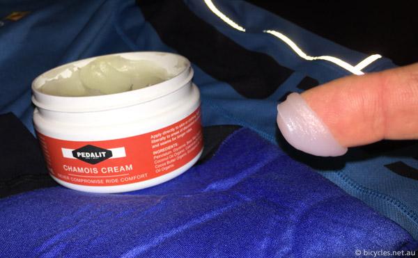 thick chamois cream