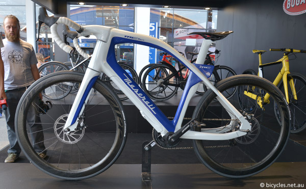 maserati roadbike eurobike