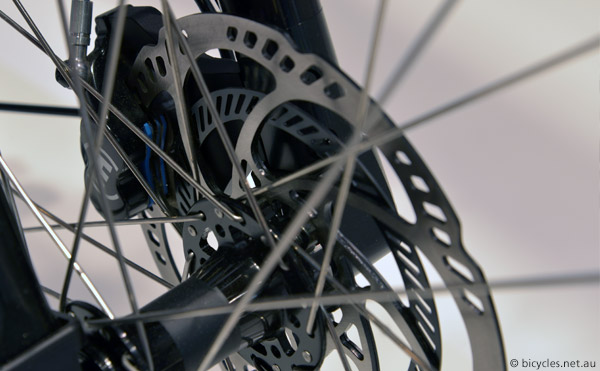 abs bike disc brakes