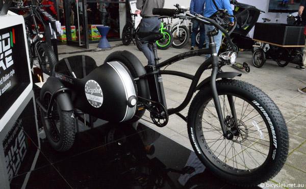 bad bike sidecar