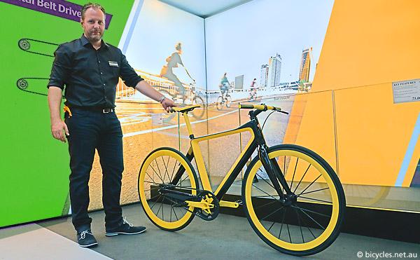 smart bike intelligent bike future