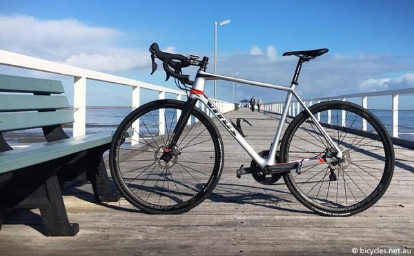 Vitus Vitesse EVO Disc Review – Speed Machine indeed! | Bicycles