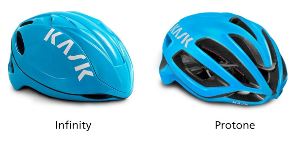 kask infinity protone helmets