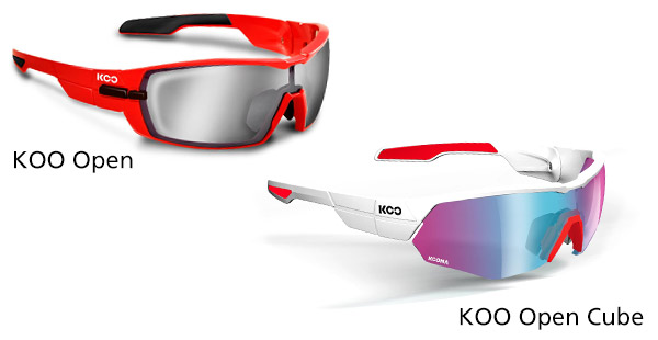 koo open cube sunglasses comparison