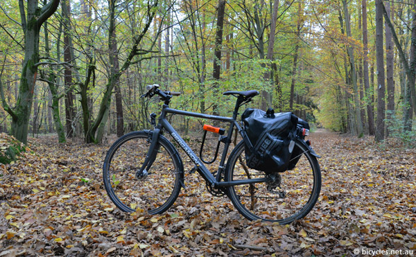 ortlieb cycle touring