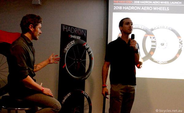 2018 swiss side hadron aerowheels
