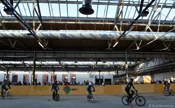 bike polo berlin