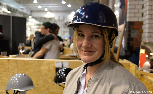 catherine bedford dashel helmet