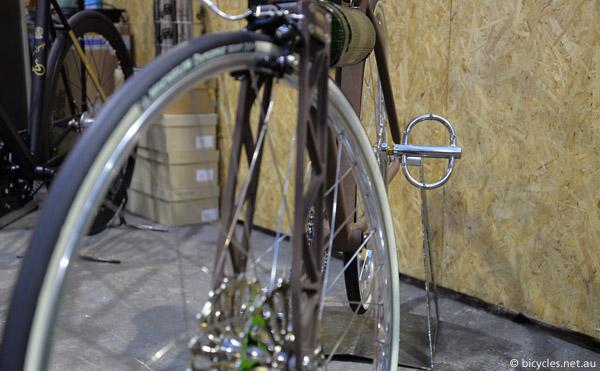 custom bike pedal la strana officina