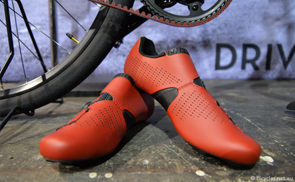 fizik infinito r1 red cycling shoes