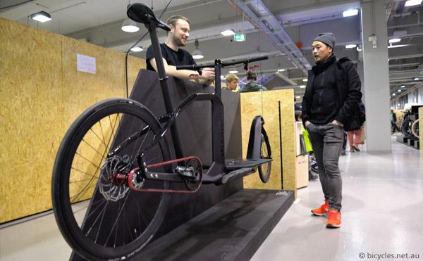 maniac sane cargo bike