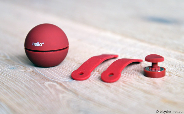palomar nello bike bell review